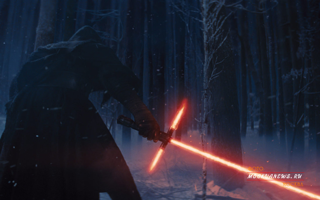 Кино.  Звёздные Войны: Пробуждение Силы