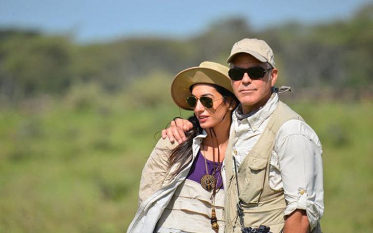 Супруга Джорджа Клуни вошла в ТОП-10 известного журналиста Барбары Уолтерс
