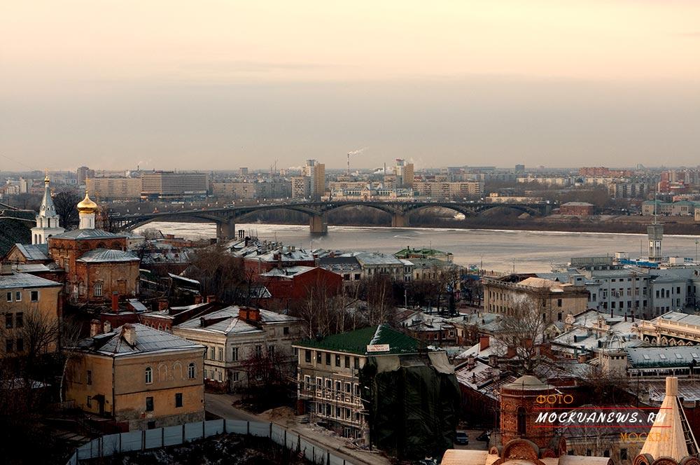 Нижегородский Кремль — главная достопримечательность города. Фотографировать это место можно бесконечно.