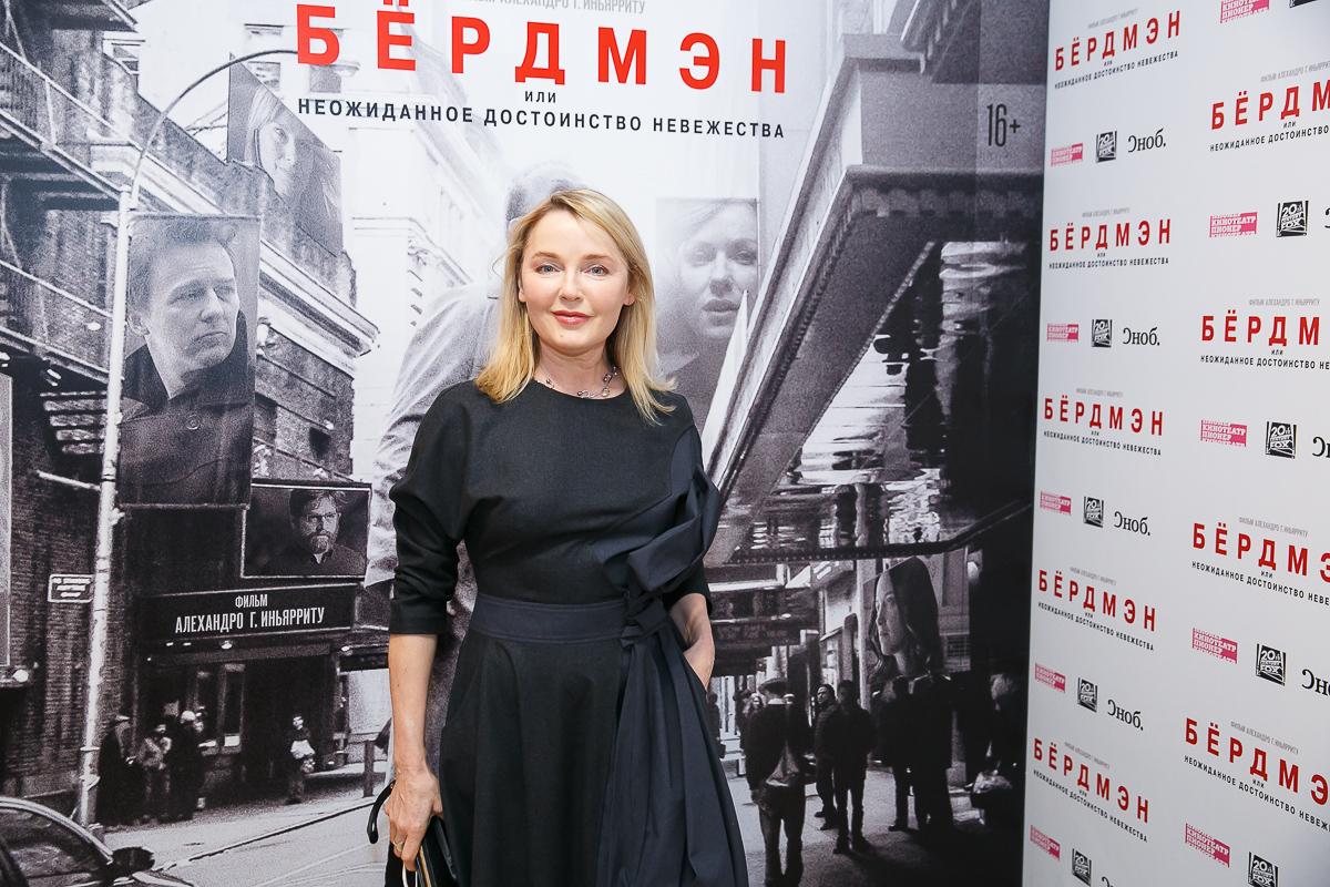 Российские знаменитости увидели «Бёрдмэна»