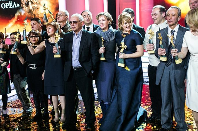 23 января 2015 состоится торжественная церемония вручения кинопремии «Золотой орел»
