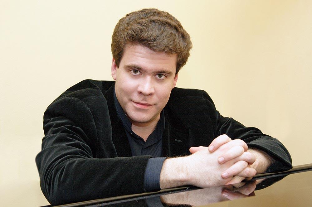 Денис Мацуев выступил  с концертом