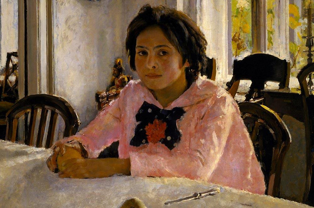 Серов Валентин Александрович - 150 лет со дня рождения
