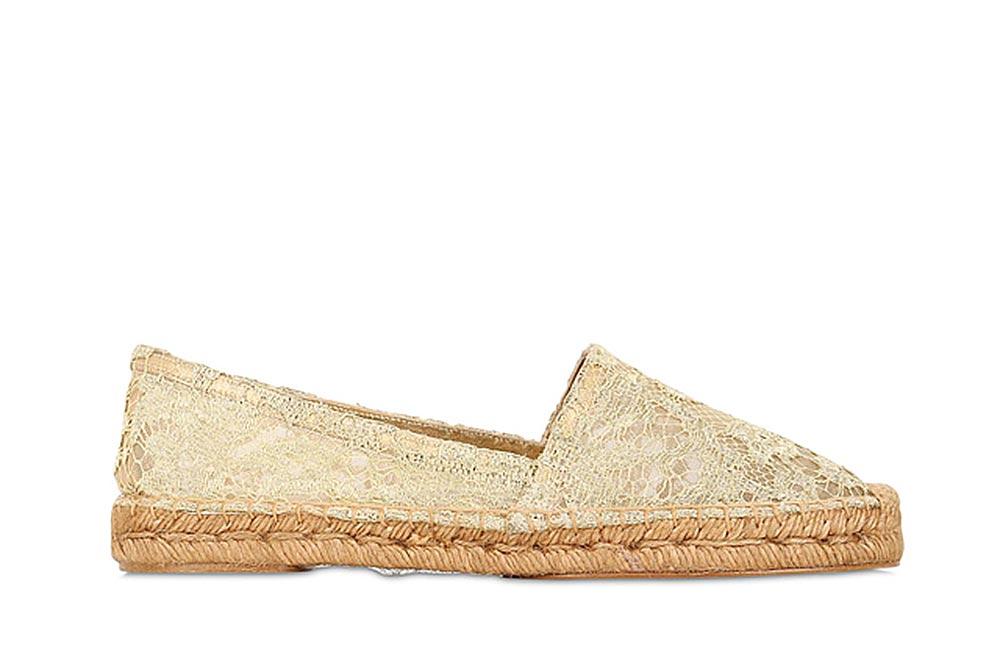 Золотая коллекция для LuisaViaRoma от Dolce & Gabbana