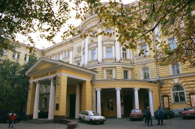 В Москве открылся фестиваль классической музыки Grata Novitas