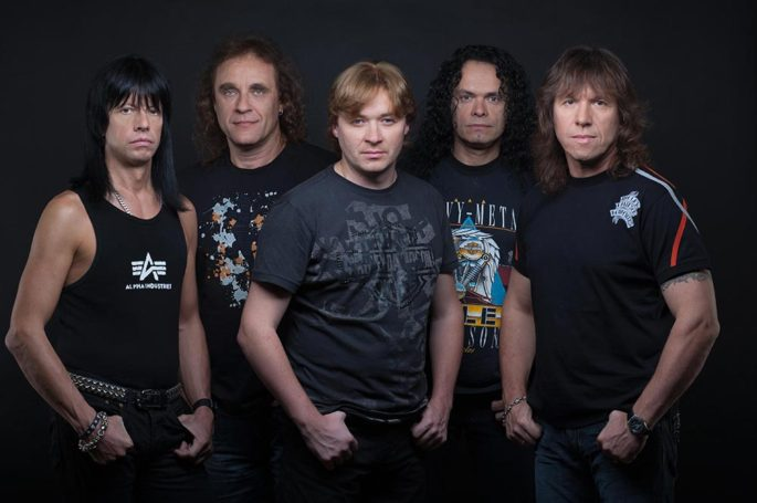 Группа «Ария» – 30 лет у горнила тяжелого метала