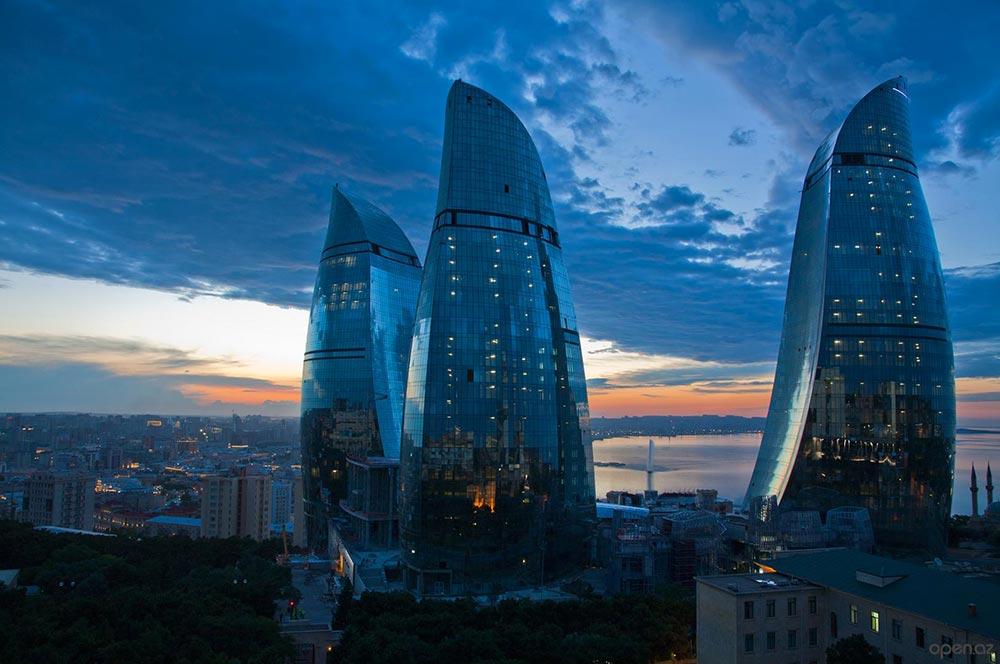 """""""New York Times"""" советует туристам посетить столицу Азербайджана в 2015 году"""
