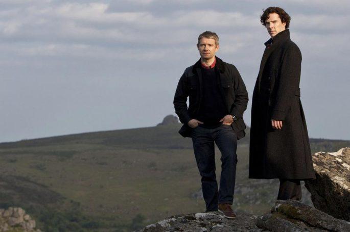 Съемки о новых приключениях «Шерлока Холмса» проходят в обстановке полной секретности