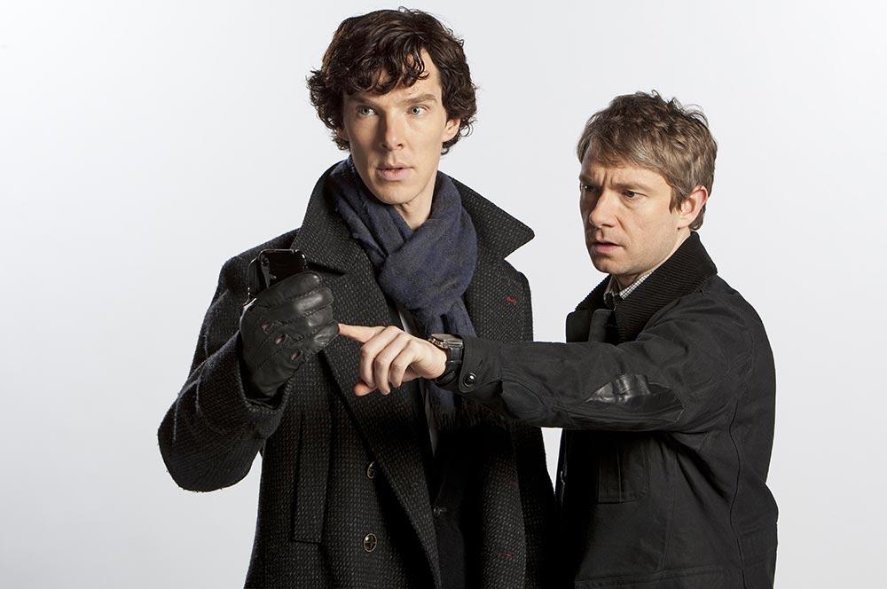 Съемки «Шерлока 4» проходят в обстановке полной секретности