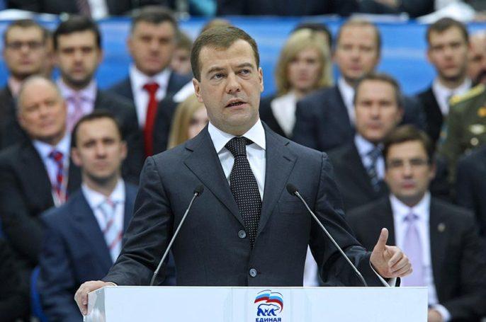 Медведев призвал прекратить произвол с необоснованным ростом цен не только на продукты