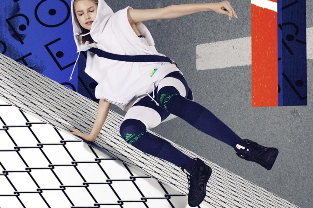 Adidas и Стелла МакКартни создали новую коллекцию одежды для молодежи
