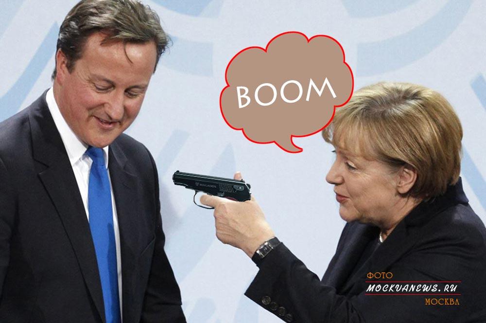 Почему премьер Великобритании Дэвид Кэмерон призывает продолжить давление на Москву