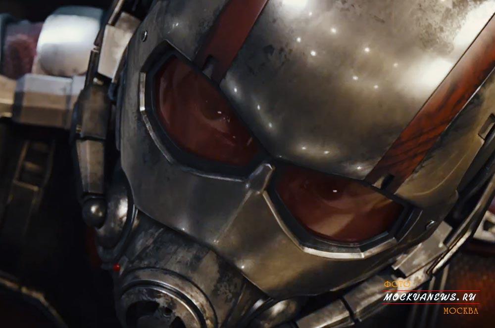Человек-муравей, заменит Железного-человека