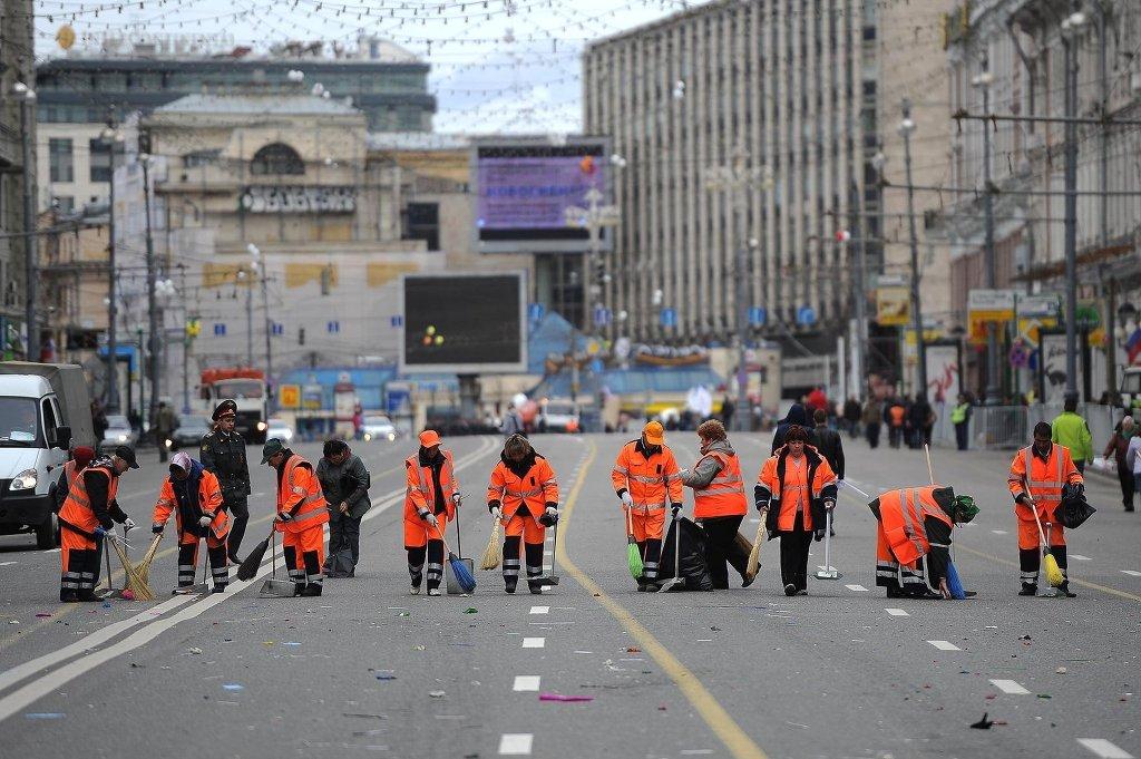 ФМС. Снижение миграционного потока в Россию в 2015 году снизилось на 70%