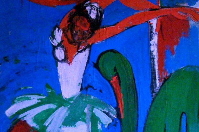 В Москве продолжает работу выставка, о балете, посвященная юбилею П.И. Чайковского