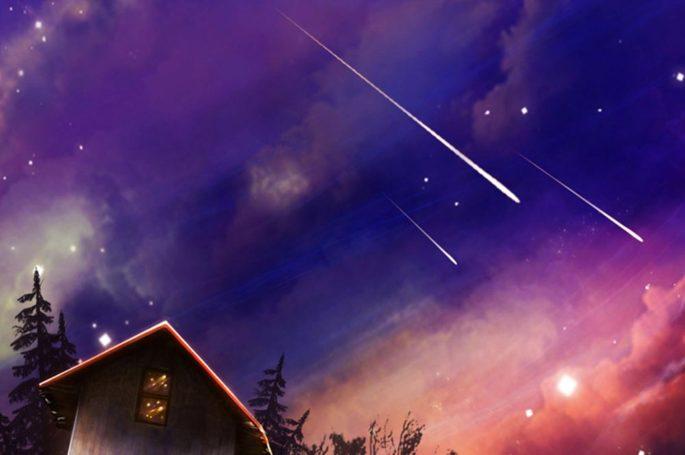 Над Москвой прольётся первый небесный звездопад 2015 года