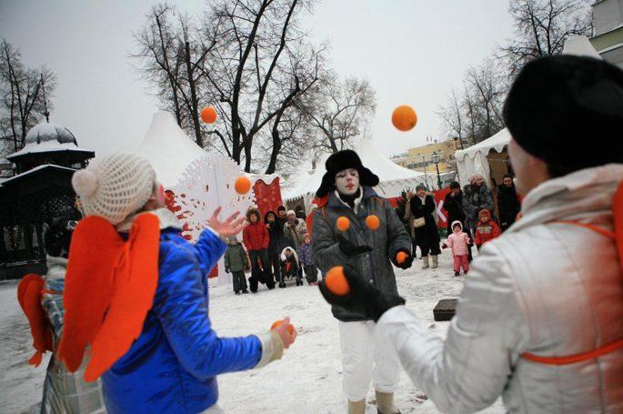 Московские театры проведут по бульварам Москвы большое шествие
