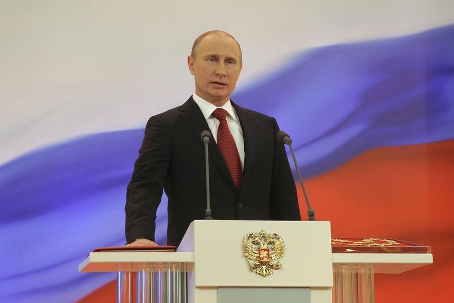 Президент Путин подписал первые Указы 2015 года