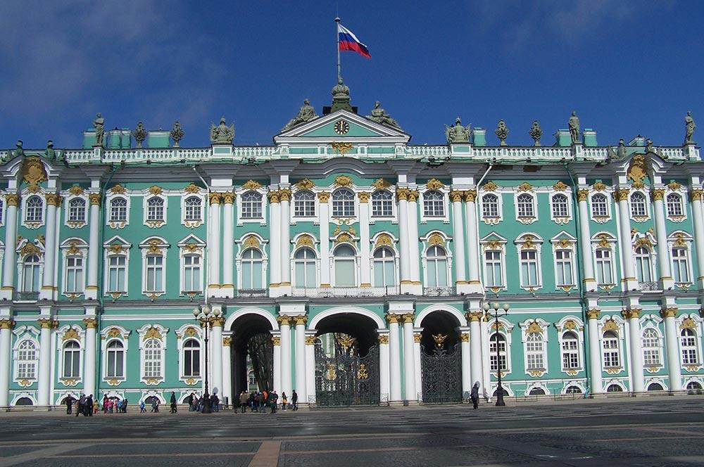 Государственный Эрмитаж открыл традиционную выставку дарений
