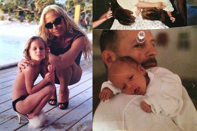 Брюс Уиллис пострадал от своих дочерей