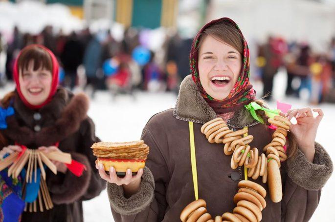 21 и 22 февраля в Парке Горького пройдут Масленичные гуляния