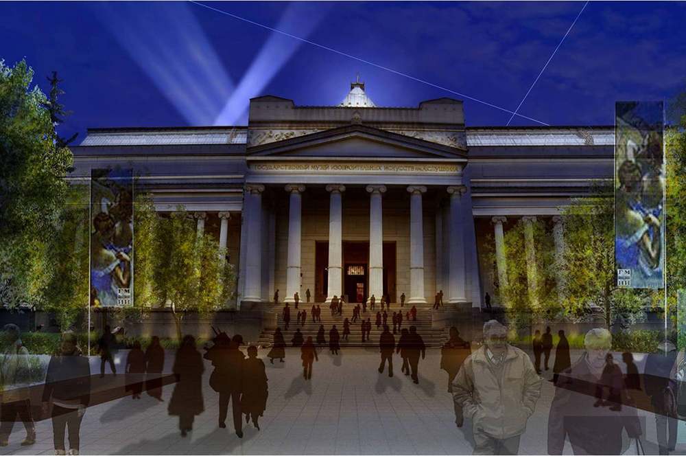 В 2015 году начнётся строительство музейного городка в музее А.С. Пушкина