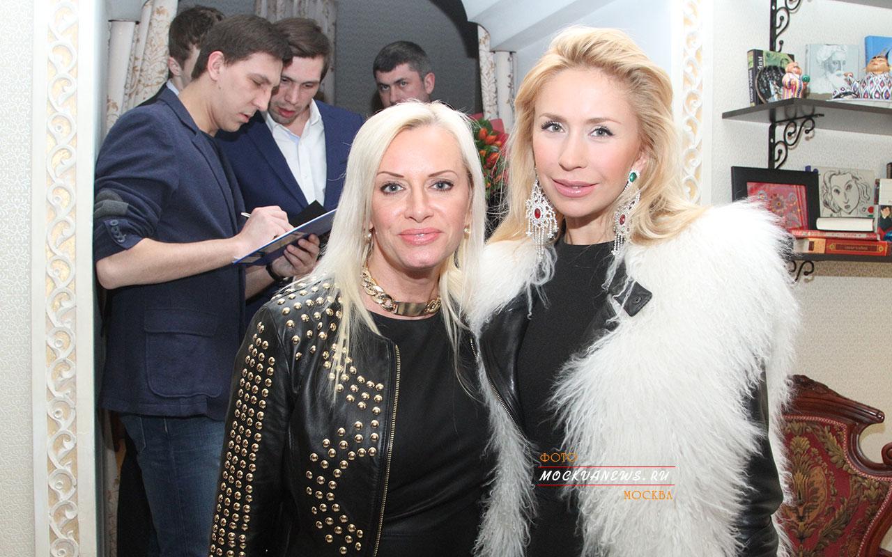 Наталья Гулькина, Анастасия Гребёнкина