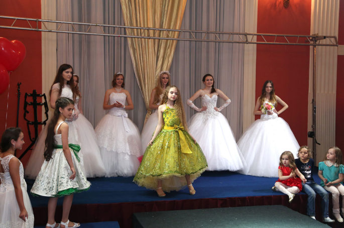 В Москве прошел Всероссийский Fashion-марафон «От сердца к сердцу»