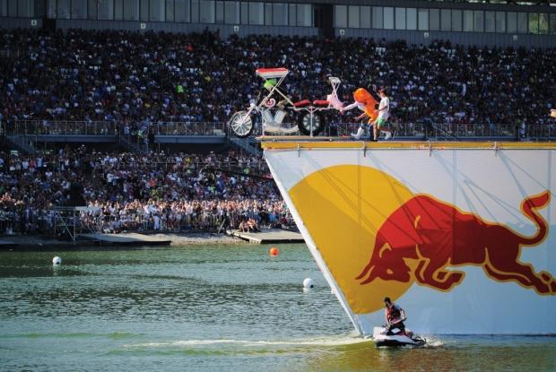 Итоги Red Bull Flugtag 2015