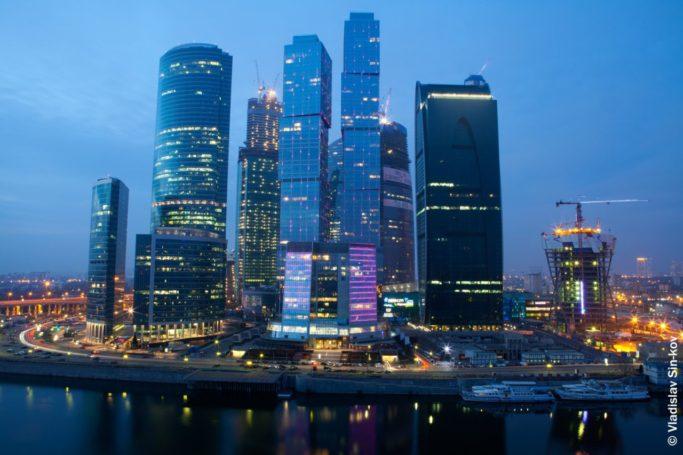 "Сбербанк заберет ""Москва-Сити"""