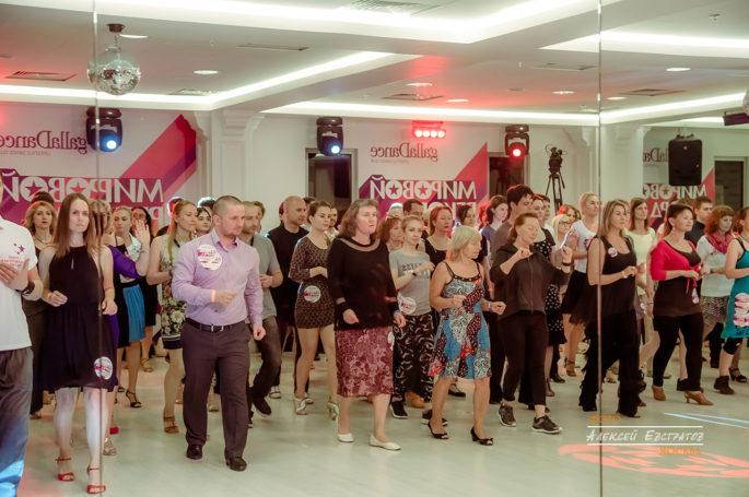 15 часов  танцев в честь 15-ти летнего юбилея GallaDance ЦМТ