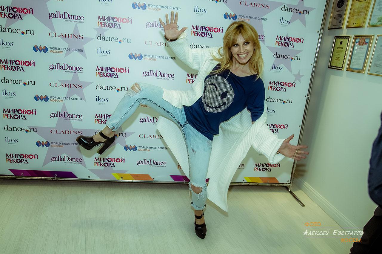 Ирина Нельсон. 15 часов танцев в честь 15-ти летнего юбилея GallaDance ЦМТ