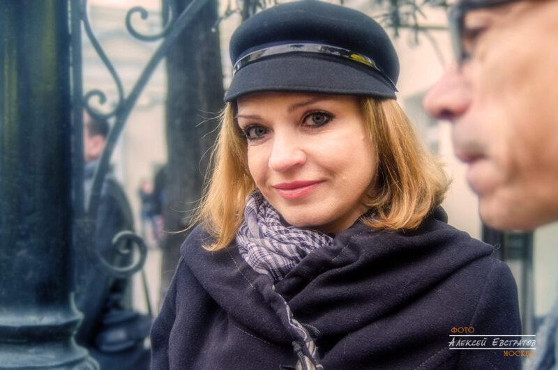 Любаша, Владимир Вишневский устроил праздник