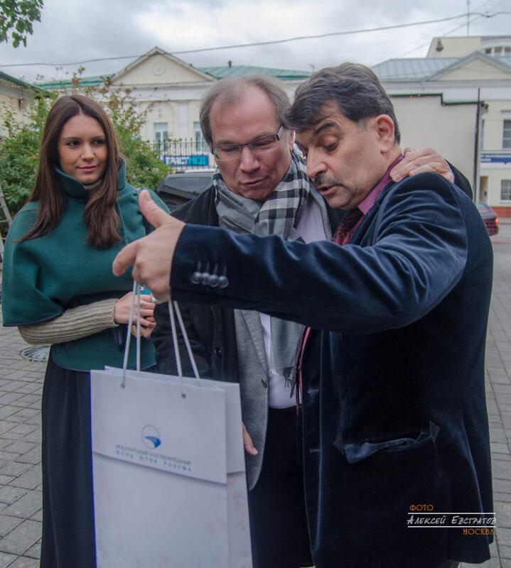 Юрий Розум, Владимир Вишневский устроил праздник