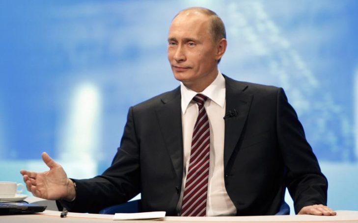 День рождения Путина пройдет на льду