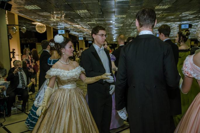 Благотворительный бал во «Славу ювелиров России»