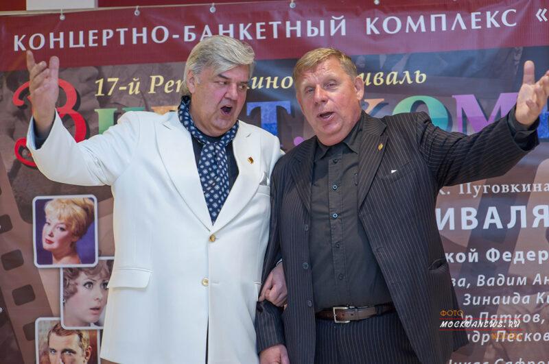 17-й ретро-кинофестиваль «Виват, комедия!» имени Михаила Пуговкина