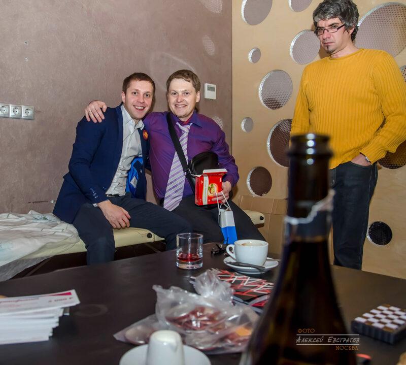 Презентация глянцевого журнала и пятилетний юбилей портала «Москва News»