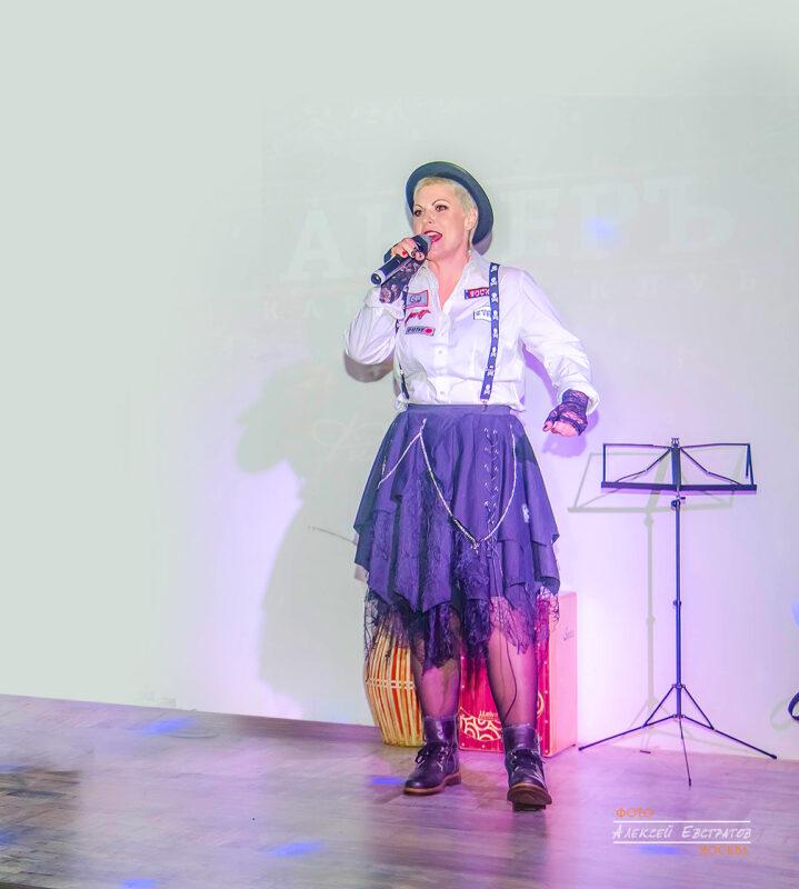 Ирма Заубер. Презентация глянцевого журнала и пятилетний юбилей портала «Москва News»