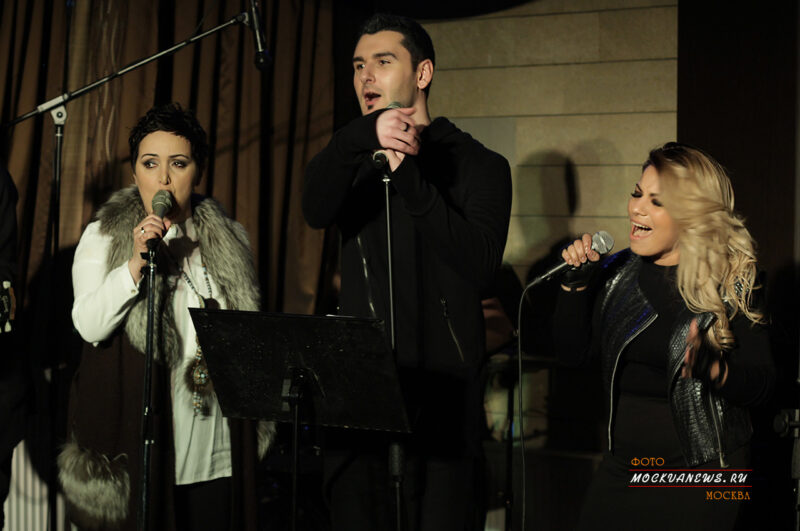 "Майкл Найт представил новую концертную программу ""Nighttime Divine"""