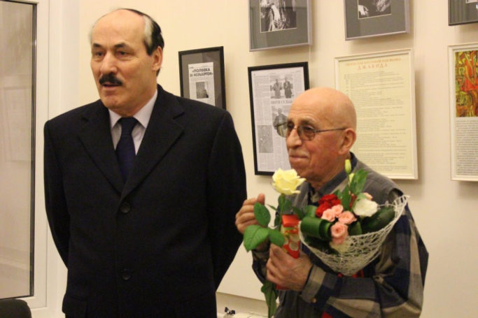 Персональная выставка Джавида АГАМИРЗАЕВА