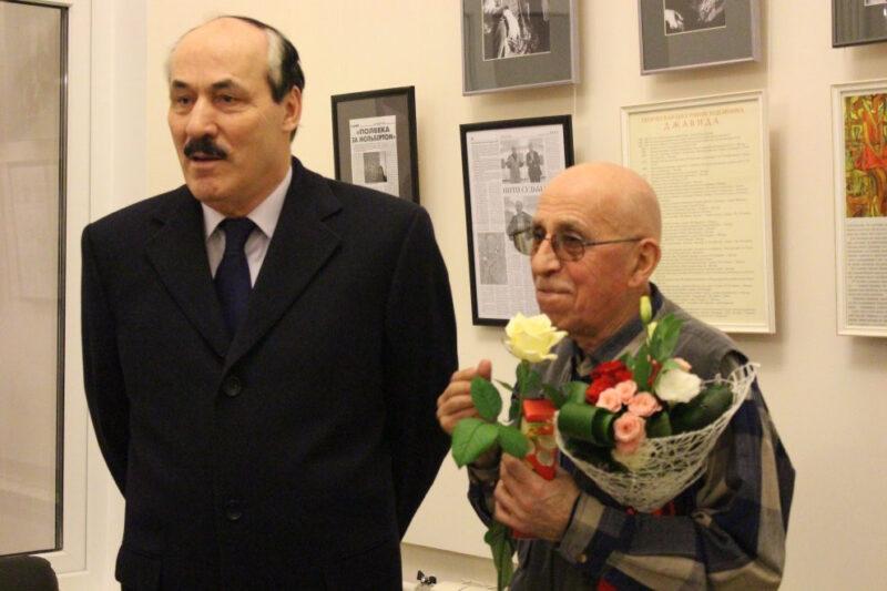 рамазан абдулатипов президент республики дагестан
