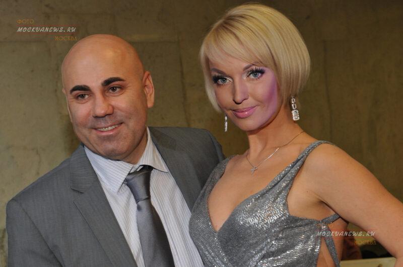 Иосиф Пригожин и Анастасия Волочкова Скандал