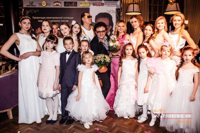 Стальная свадьба звёздной четы Жуковых
