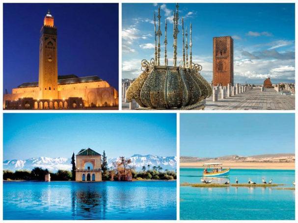 Как путешествовать по Марокко не зная мороки