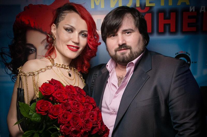 Дейнега и Копёнкина устроили грязные танцы
