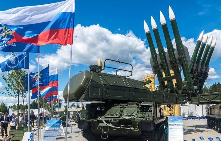 «Алмаз-Антей» примет участие в работе престижного военно-технического форума «Армия»