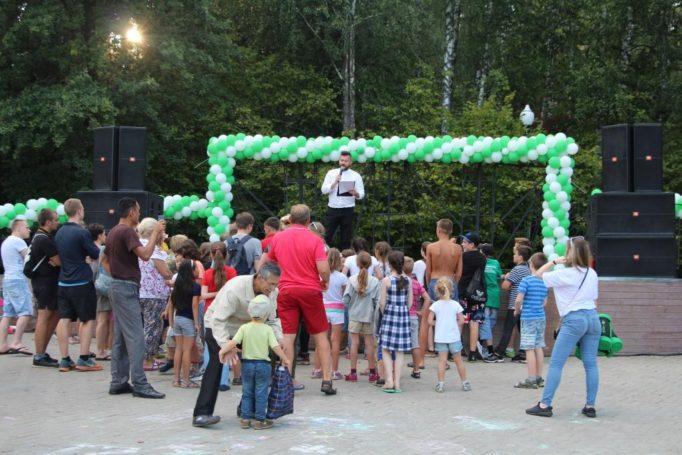На территории «Теплого Стана» состоялся эко-фестиваль