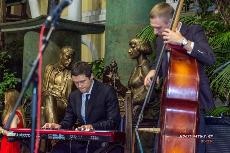 26-ой день рождения радиостанции Эхо Москвы