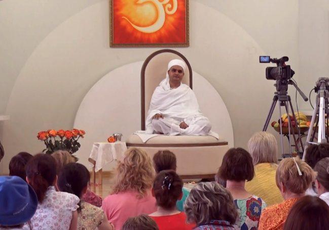 Шри Пракаш Джи в суде борется за доброе имя индуизма